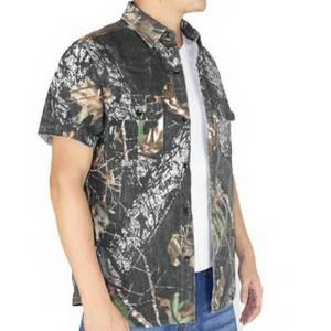 HUNTING HALF SLEEVE SHIRT