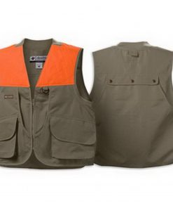 HUNTING VEST WITH MULTI COLOR