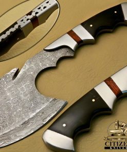 Damascus Steel Axe Chopper