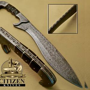 DAMASCUS SWORD KNIVES