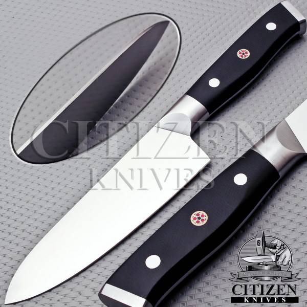 STAINLESS STEEL CHEF KNIFE 1