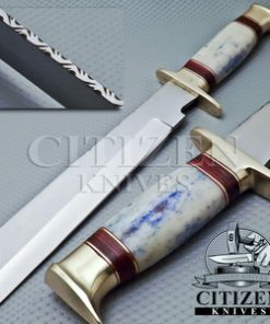 J-2 STEEL HUNTING DAGGER KNIFE